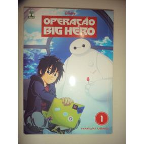 Marvel Manga Disney Operacao Big Hero 1 Frete Gratis Excelen
