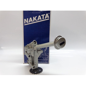 Bomba De Oleo Duster 1.6 16v 4 Cilindros Nakata Nkbo0909