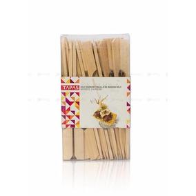 Palillos De Bambú Golf Para Botanas (15 Cm) 50 Pzas Catering