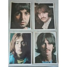 Fotografias Originais Beatles Álbum Branco Nacional Usado