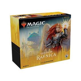 Magic - Guilds Of Ravnica Bundle (10 Boosters + Cardbox +)