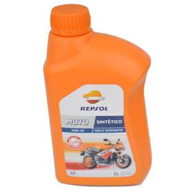 Aceite Repsol 10w40 4t Sintético