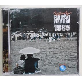 Cd Barão Vermelho* 1985 Rock In Rio Lacrado Fabrica