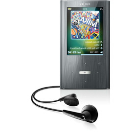 Philips SA1VBE08KX/78 MP4 Player Windows 8