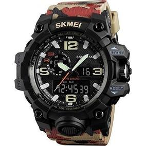 b7d3b4d820c Relógio + Bússola + Altimetro Esportivo Masculino - Relógios De ...