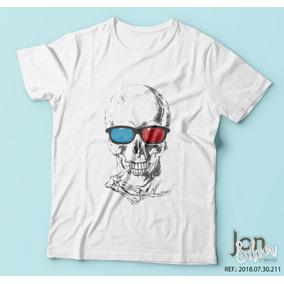 Oakley 3d T Original - Camisetas e Blusas no Mercado Livre Brasil 316da9075a