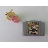 Mario Kart 64 N64 Etiqueta Original Excelentes Condiciones
