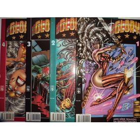 Image Glory 1 2 3 4 Completa Editora Abril 1996 Excelentes
