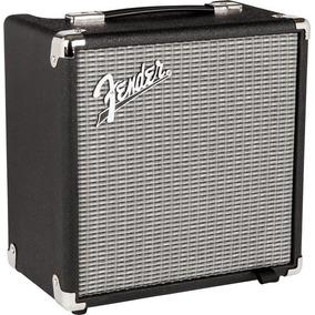 Amplificador Para Bajo Fender Rumble 15 V3 15w Tm
