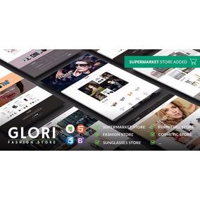 Prestashop - Tema Glory Responsivo Tecnologia
