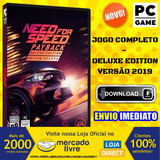 Need For Speed Payback Deluxe Edition - Pc - Envio Imediato