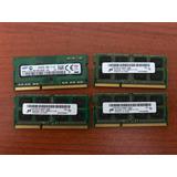 Memorias Ram 4 Gb Ddr3 Para Laptop