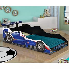 Cama Carro Formula 1 - Cama no Mercado Livre Brasil 0331d66307da0
