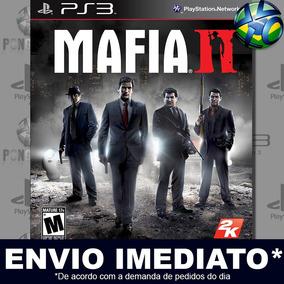 Ps3 Mafia 2 Psn Mídia Digital Promoção