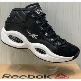 482cea51cfc Reebok Clasicas Negras Bota - Tenis Reebok para Hombre en Mercado ...