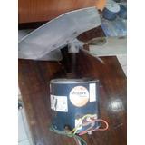 Motor Ventilador Emerson 1/2 Hp Con Aspa