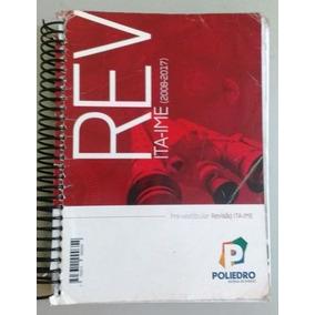 Revisão Ita-ime 2008 - 2017 Sistema De Ensino Poliedro