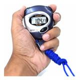 Cronômetro Progressivo Digital Relógio Alarme Data Hora