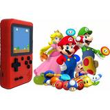 Mini Consola Retro Portátil Tipo Game Boy 400 Juegos Play Av