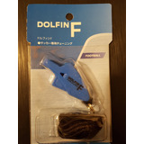 Apito Molten Dolfin F Azul Original 128 Db Modelo