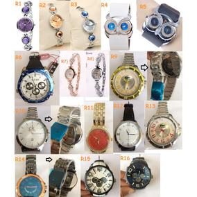 Lote De 10 Relojes A Elegir Modelos