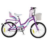 Bicicleta Infantil Enrique Rod 16 Star Dama 266 **4