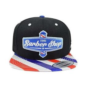 Boné True Heart Barber Shop American Aba Reta Snapback Top 9142e27cc63