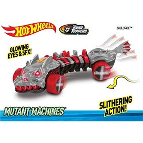 Hot Wheels - Mutant Machine Skullface - Dtc - 4770