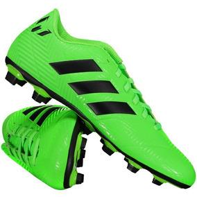 22fb7d8a46 Chuteira Adidas F250 Verde - Chuteiras Adidas para Adultos no ...