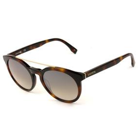 86e0facf4cd44 Oculos Feminino De Sol Lacoste - Óculos no Mercado Livre Brasil