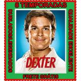 Dexter Serie (1ª Até 8ª Temporada) Completa + Frete Grátis