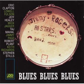 Jimmy Rogers Blues Blues Blues Vinilo 2 Lp Jagger Clapton
