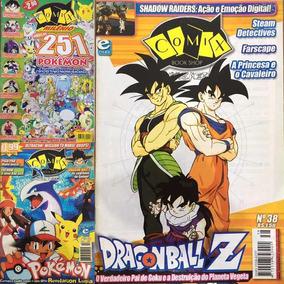 Coleção Revista Comix 3 Volumes