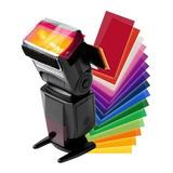 Filtros De Colores Para Flash Externo + Envío Gratis