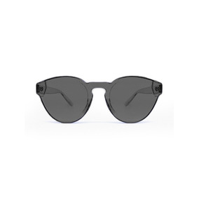 Lente De Sol Transparente Color Negro, Glasses G3, P6400