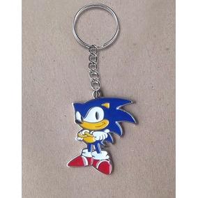Chaveiro Sonic Braços Cruzados