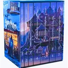 Box Coleção Harry Potter A Saga Completa 7 Livros - Lacrado