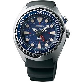 Reloj Seiko Ska371p1 Prospex Kinetic Diver s 200m. 3 vendidos - Los Lagos ·  Seiko Sun065 Edicion Especial Padi Kinetic Gmt Diver Watch D 8a4898ba61d