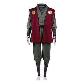Dazcos Ee. Uu. Tamano Jiraiya Anime Cosplay Hombres L. 1 vendido · Dazcos  Disfraz Adulto Jiraiya Anime Cosplay Costume c25f8f887220
