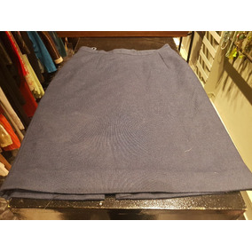 Polleras Azules Lino - Polleras de Mujer en Mercado Libre Argentina 8ab07b524fc8