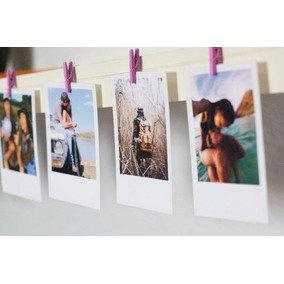 Fotos Polaroide - Revelação No Formato Polaroide - 20 Fotos