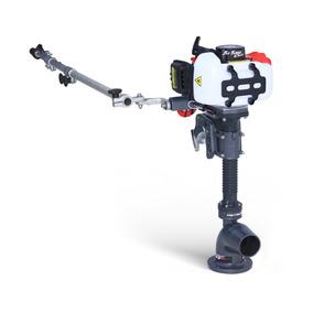 Motor Jet Turbo Cut Pantaneiro 3.0 Com Kit Acelerador Remoto