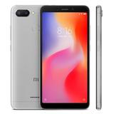 Celular Smartphone Xiaomi Redmi 6 32gb 3gb Ram Tela 5,45