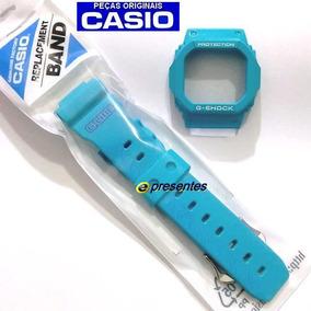 b445e5104a5 Relógio Casio G Shock Glx 5600 4dr Vermelho G Lide - Relógios De ...