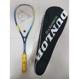 Raquete De Squash Dunlop Biomimetic Evolution 130