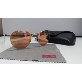 Ray Ban Rose Gold - Óculos no Mercado Livre Brasil 119ad71b6dd9