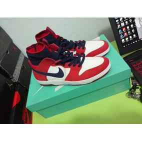 d401c628144fd Zapatilla Nike Urbana Roja Talla 43 - Ropa y Accesorios en Mercado ...