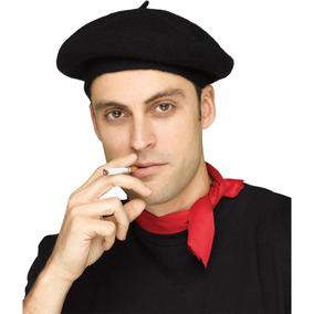 Boina Francesa Estilo Pintor Color Disfraces Y Sombreros en Mercado ... 5e9778aa32f