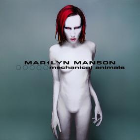 Marilyn Manson Mechanical Animals Cd Nuevo Importado Stock