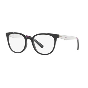 Armação Oculos Grau Armani Exchange Ax3051 8158 51 Preto Bri 5340d0ca26